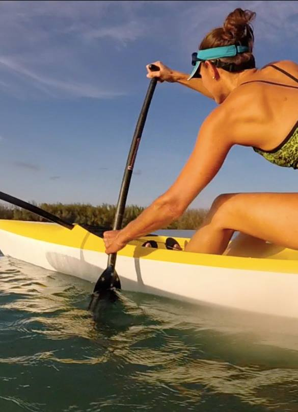how to make an outrigger canoe